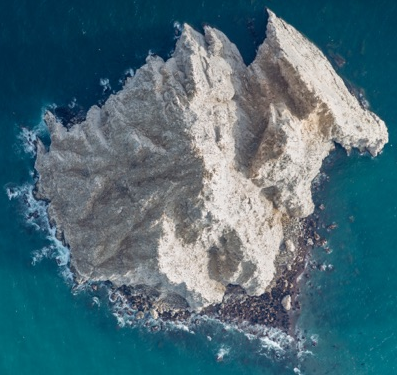 Roca Consag from Space